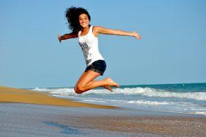 Zdravý a šťastný človek má chuť žiť na plné obrátky