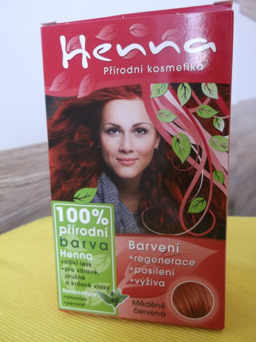 Hennovanie - moje prvé skúsenosti s farbením vlasov bez chémie - Alegre 9bc6ef97837